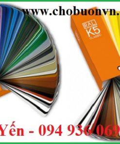 Quạt so màu K5 hãng RAL
