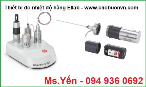 Thiết bị đo nhiệt độ hãng Ellab