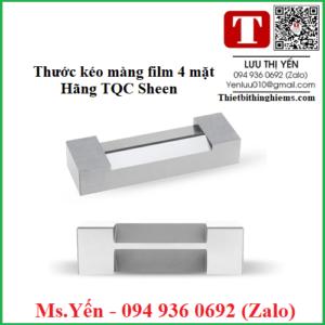 Thước kéo màng film 4 mặt hãng TQC SHeen