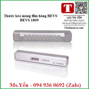 Thước kéo màng film BEVS1809 hãng BEVS